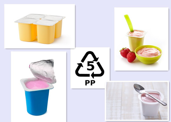 Yogurt cups recycling can be realized by GREENMAX Intco GreenMax